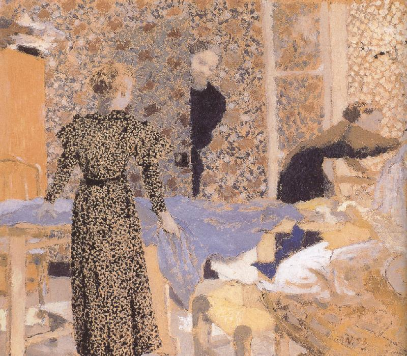 Table, Edouard Vuillard