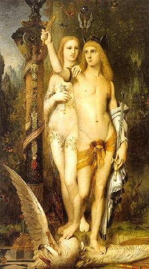 moreau gustave moreau wholesale oil painting china picture frame 68538