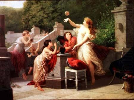 Blowing Bubbles, Henri-Pierre Picou
