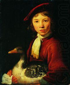 Jacob Gerritsz Cuyp poiss hanega, Jacob Gerritsz Cuyp