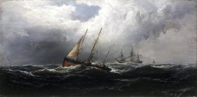 After a Gale Wreckers, James Hamilton
