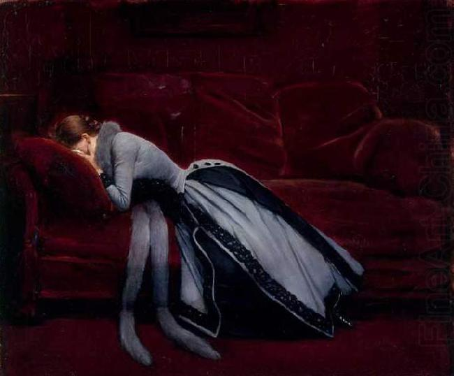 After the Misdeed, Jean Beraud