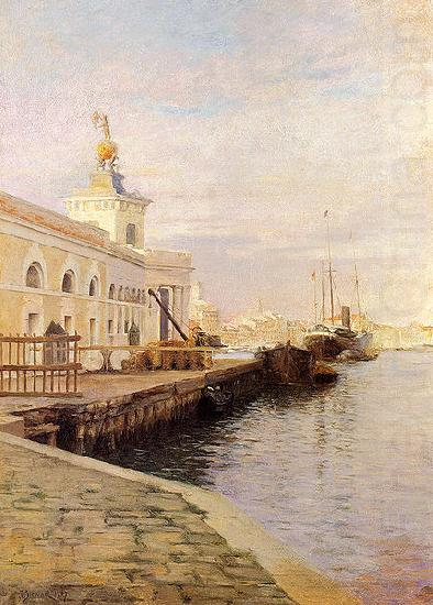 View Of Venice, Julius L.Stewart