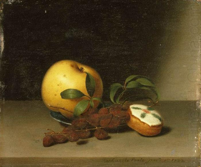 Still Life with Cake, Raphaelle Peale