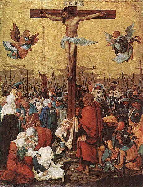 Albrecht Altdorfer Christ on the Cross