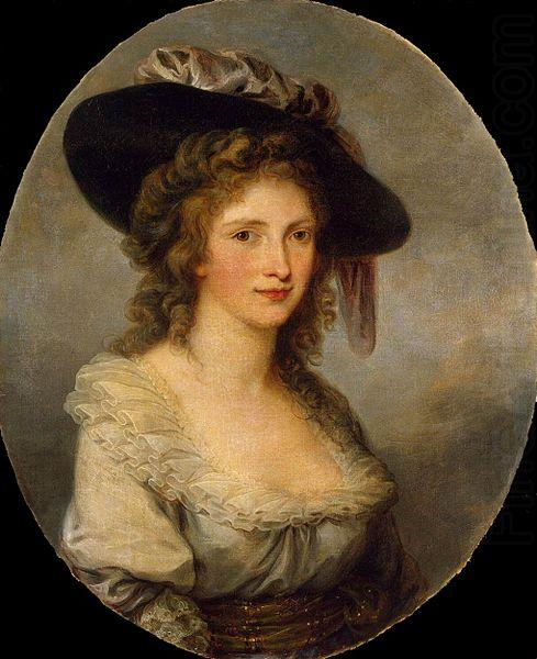 Angelica Kauffmann Self portrait