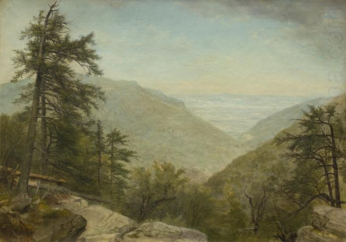 Kaaterskill Clove, Asher Brown Durand