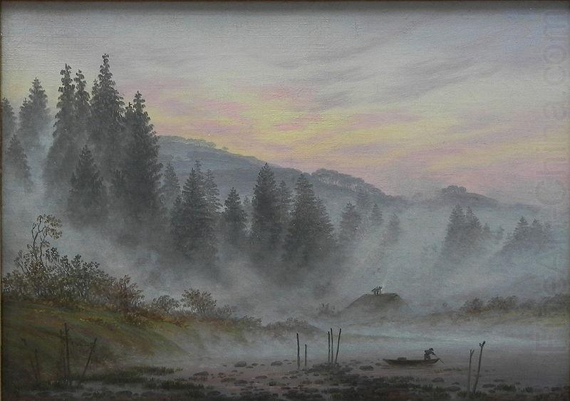 Caspar David Friedrich The morning