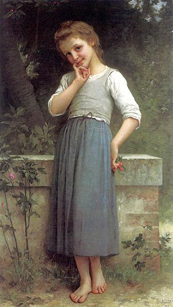 The Cherry Picker, Charles-Amable Lenoir