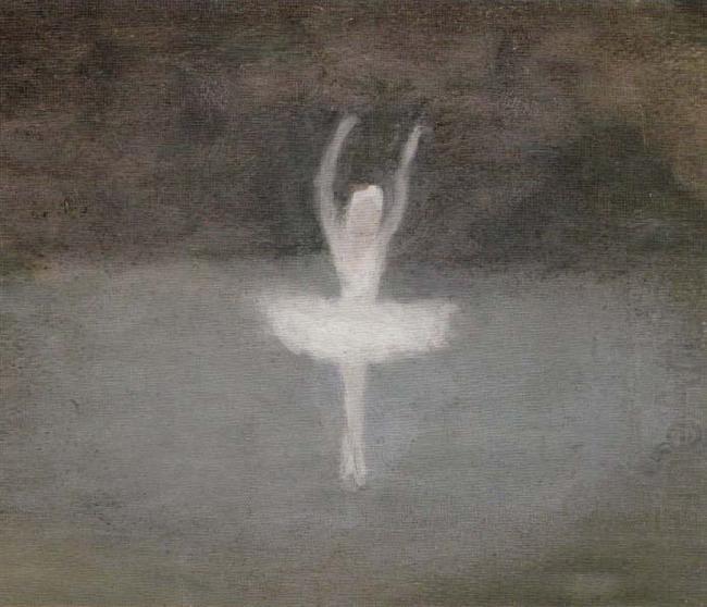 Pavlova, Dying Swan Clarice Beckett