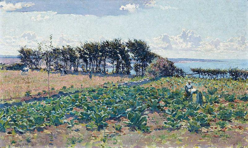 Cabbage Patch, E.Phillips Fox