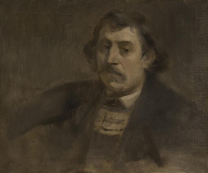 Portrait of Paul Gauguin, Eugene Carriere