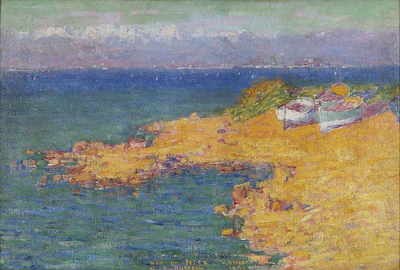 Bay of Nice, John Peter Russell