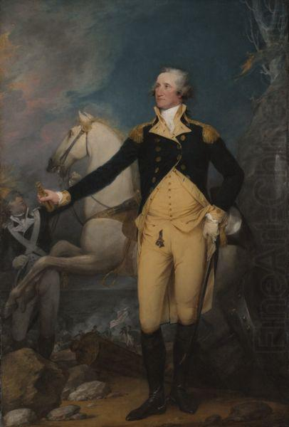 General George Washington at Trenton, John Trumbull