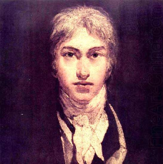 Self portrait William Turner - Joseph%2520Mallord%2520William%2520Turner-357686