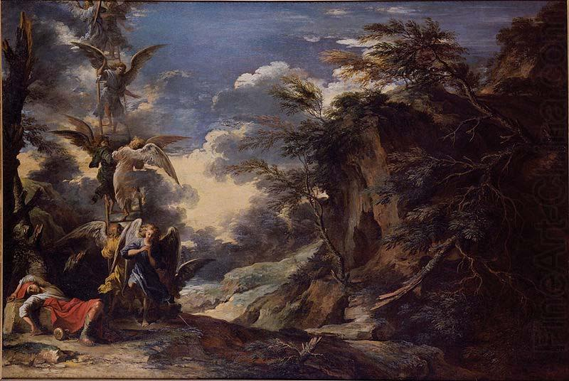 Jacob Dream, Salvator Rosa