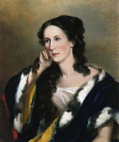 Portrait of Mrs, Sarah Miriam Peale