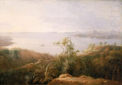 A Bay on the South Coast of New Holland, William Westall