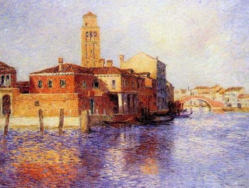 View of Venice, unknow artist