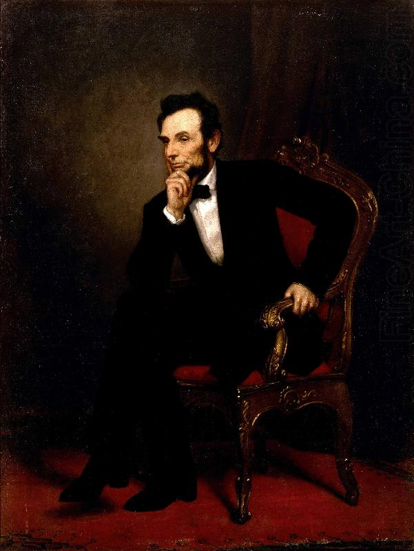 George P.A.Healy Abraham Lincoln