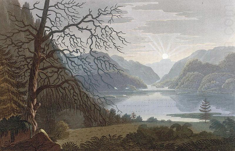 John William Edy Lake Tanum