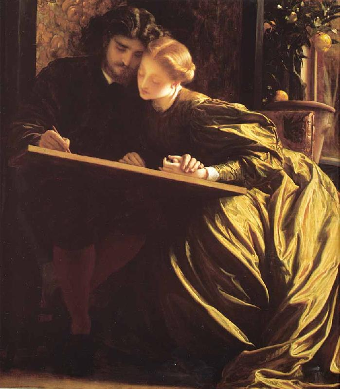The Painters Honeymoon, Lord Frederic Leighton