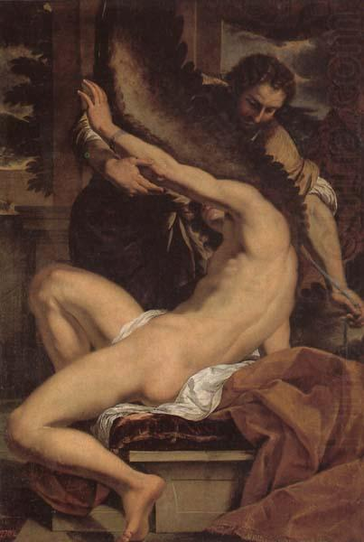 Daedalus and Icarus, Charles Lebrun