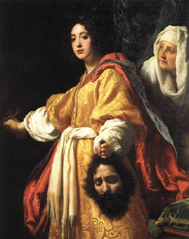Judith with the Head of Holofernes, Cristofano Allori