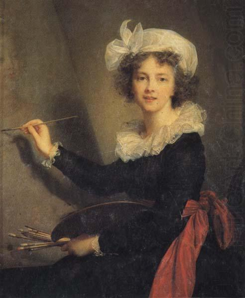 Elisabeth Louise Vigee-LeBrun, Louvre Museum (Paris) Prints and