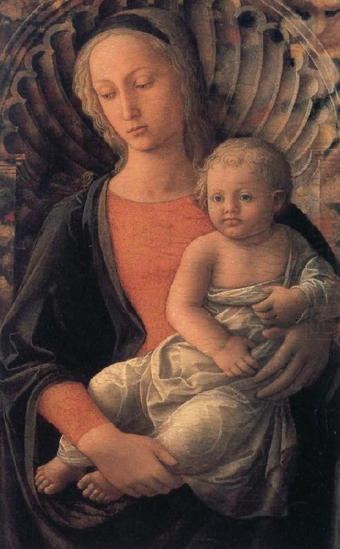 Fra Filippo Lippi Madonna and Child