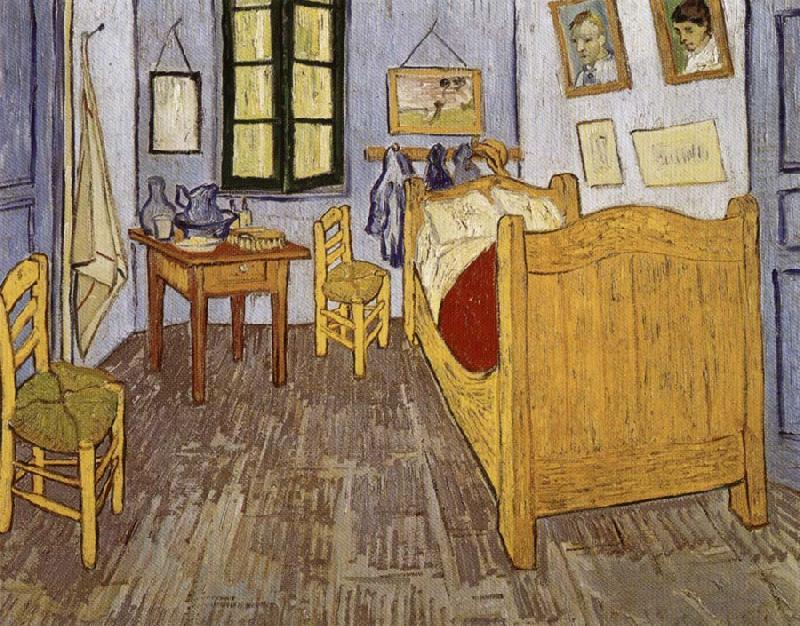 The Artist 39 s Room in Arles Vincent Van Gogh  The Artist 39 s Room. The Bedroom Van Gogh Painting