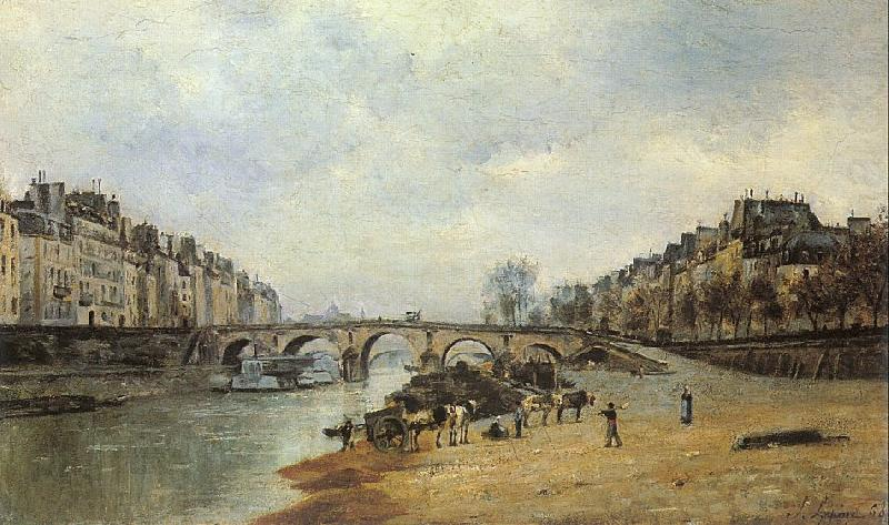 Quais of the Seine, Lepine, Stanislas