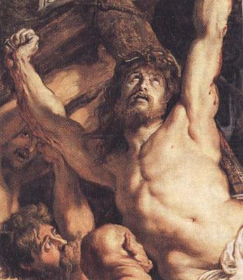 Peter Paul Rubens The Raising Of Cross Mk01