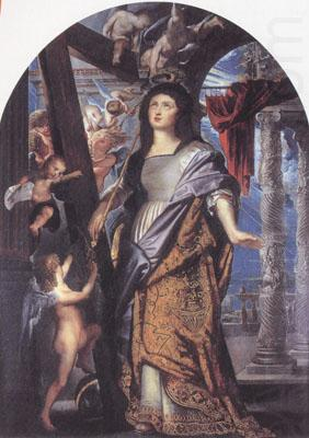 St Helena with the True Cruss (mk01), Peter Paul Rubens