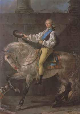 Count Potocki (mk02), Jacques-Louis David