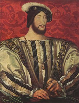 Jean Clouet Portrait of Francis I,King of France (mk08)