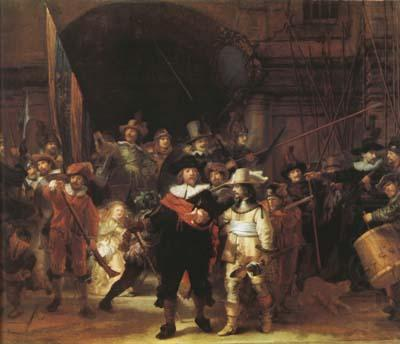 The Night Watch (mk08), REMBRANDT Harmenszoon van Rijn