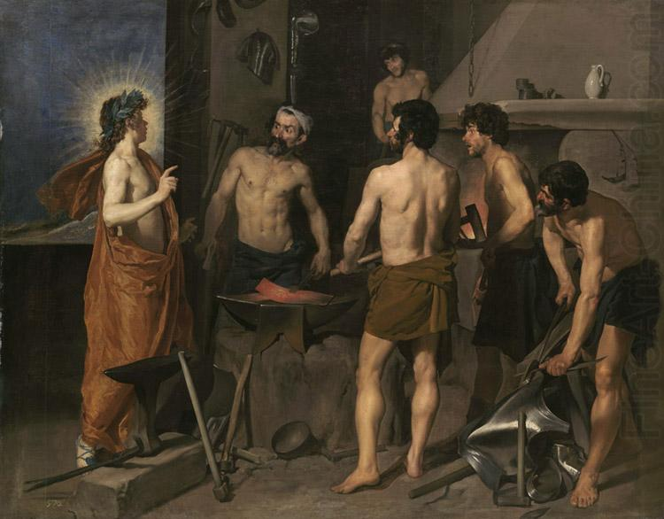 The Forge of Vulcan (df01), Diego Velazquez