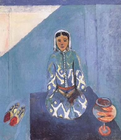 Zorah on the Terrace (mk35), Henri Matisse