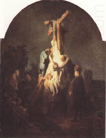 The Descent from the Cross (mk33), REMBRANDT Harmenszoon van Rijn