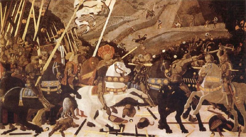 uccello battle of san romano. Battle of San Romano, UCCELLO,