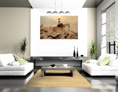 Winslow Homer Canvas Prints - Winslow Homer Canvas Art for Sale